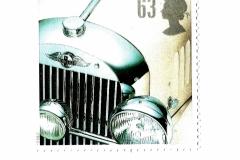stamp car