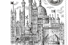 stamp london