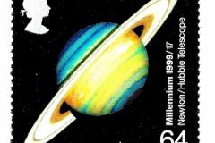 stamp saturn