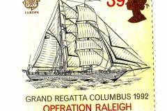 stamp ship
